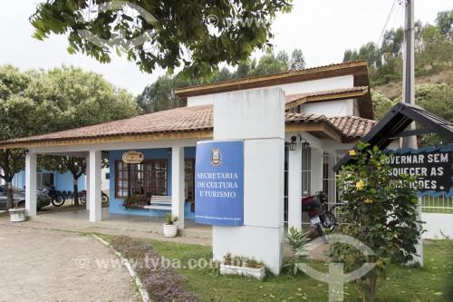 Prédio da Secretaria de Cultura e Turismo - Santa Maria de Jetibá - Espírito Santo (ES) - Brasil