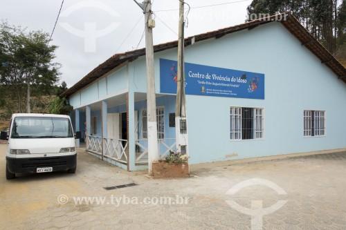 Centro municipal de vivência do idoso - Santa Maria de Jetibá - Espírito Santo (ES) - Brasil