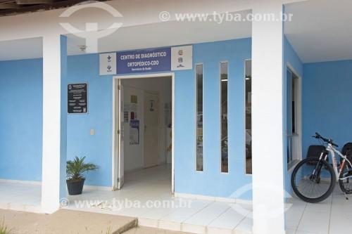 Centro de diagnóstico ortopédico da secretaria municipal de saúde - Santa Maria de Jetibá - Espírito Santo (ES) - Brasil