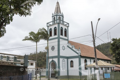 Igreja Luterana de Confissão Evangélica - Santa Maria de Jetibá - Espírito Santo (ES) - Brasil