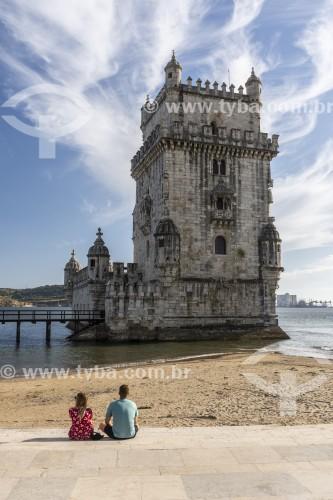 Torre de São Vicente (Torre de Belém) - Lisboa - Distrito de Lisboa - Portugal
