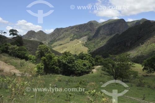 Vale da Babilônia - Serra da Canastra - São João Batista do Glória - Minas Gerais (MG) - Brasil