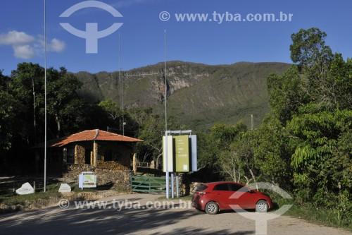 Portaria 04 do Parque Nacional da Serra da Canastra - São Roque de Minas - Minas Gerais (MG) - Brasil