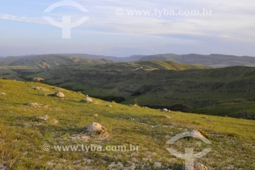 Vale dos Canteiros - Serra da Canastra - São João Batista do Glória - Minas Gerais (MG) - Brasil