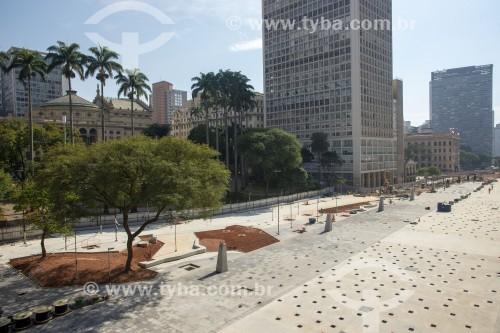 Reurbanização do Vale do Anhangabaú - São Paulo - São Paulo (SP) - Brasil