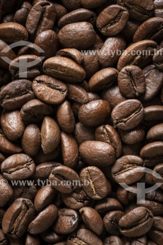 Grãos de café torrados - Grãos provenientes de Minas Gerais - Rio de Janeiro - Rio de Janeiro (RJ) - Brasil