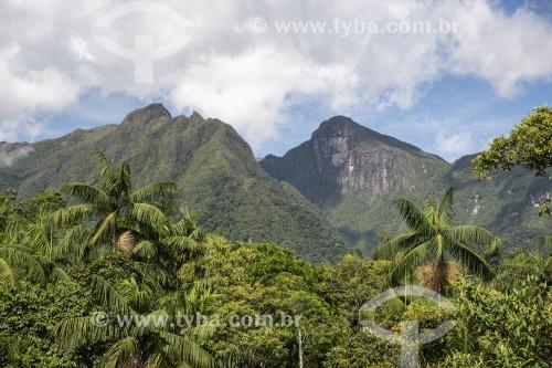 Vista da Área de Proteção Ambiental da Serrinha do Alambari - Resende - Rio de Janeiro (RJ) - Brasil