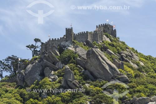 Antigo Castelo dos Mouros (Castelo de Sintra) - Concelho de Sintra - Distrito de Lisboa - Portugal