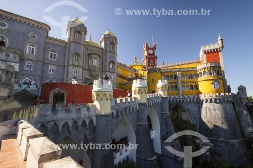 Palácio Nacional da Pena - Concelho de Sintra - Distrito de Lisboa - Portugal