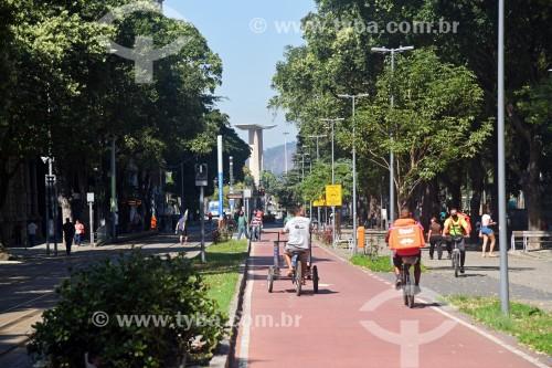 Passeio Público da Avenida Rio Branco - Rio de Janeiro - Rio de Janeiro (RJ) - Brasil