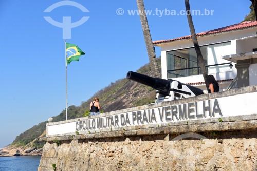 Círculo Militar da Praia Vermelha - Rio de Janeiro - Rio de Janeiro (RJ) - Brasil
