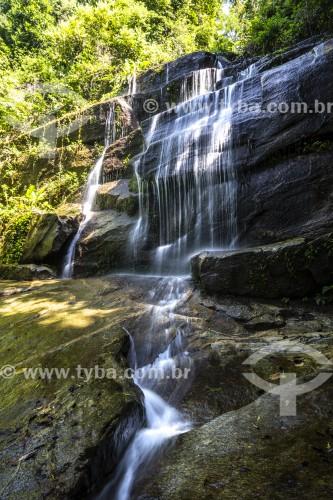 Cachoeira dos Primatas - Parque Nacional da Tijuca - Rio de Janeiro - Rio de Janeiro (RJ) - Brasil