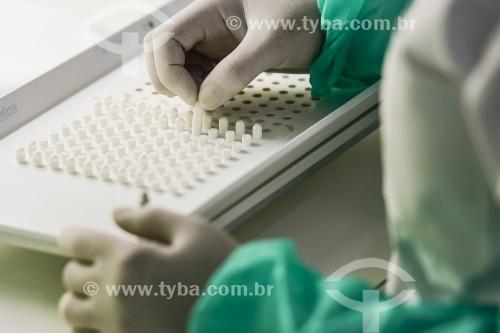 Farmácia de Manipulação - Porto Alegre - Rio Grande do Sul (RS) - Brasil