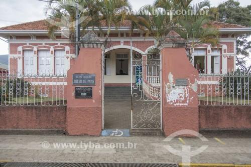Escola Municipal Bueno de Paiva - Paraisópolis - Minas Gerais (MG) - Brasil