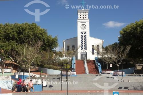 Igreja Nossa Senhora das Dores - Gonçalves - Minas Gerais (MG) - Brasil