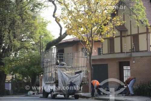 Catador de material reciclavel - São Paulo - São Paulo (SP) - Brasil