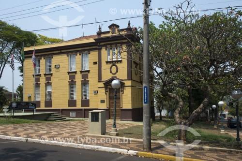 Prefeitura da cidade de Brotas - Brotas - São Paulo (SP) - Brasil