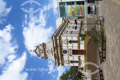Igreja Matriz - Sagrado Coração de Jesus (1897) - Antônio Prado - Rio Grande do Sul (RS) - Brasil