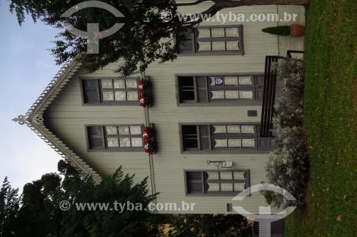 Casa em estilo colonial italiano - Antônio Prado - Rio Grande do Sul (RS) - Brasil