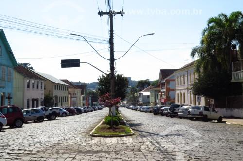 Rua de Antonio Prado - Antônio Prado - Rio Grande do Sul (RS) - Brasil