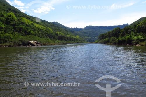 Rio das Antas - Nova Roma do Sul - Rio Grande do Sul (RS) - Brasil
