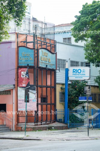 Teatro Glaucio Gil - Rio de Janeiro - Rio de Janeiro (RJ) - Brasil