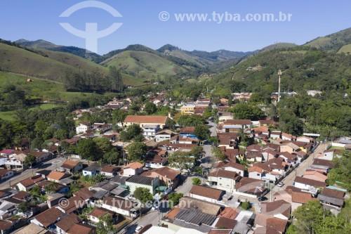 Foto feita com drone do Distrito de São Francisco Xavier - São José dos Campos - São Paulo (SP) - Brasil
