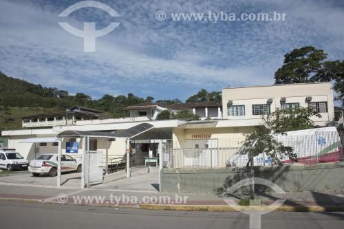 Centro de Saúde Doutor João Alricchio - Monteiro Lobato - São Paulo (SP) - Brasil