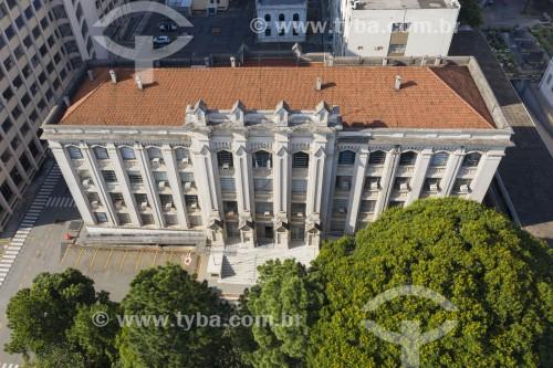 Foto feita com drone do Instituto Adolfo Lutz - Laboratório Central de Saúde Pública do Estado de São Paulo - São Paulo - São Paulo (SP) - Brasil
