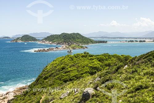 Farol da Praia dos Naufragados - Florianopolis - Santa Catarina - Brazil