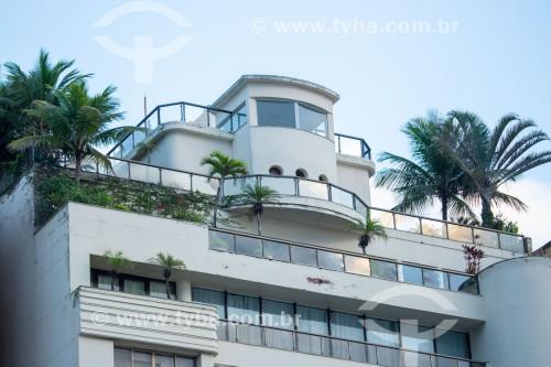 Edifício Embaixador (1935) na Avenida Atlântica - Rio de Janeiro - Rio de Janeiro (RJ) - Brasil
