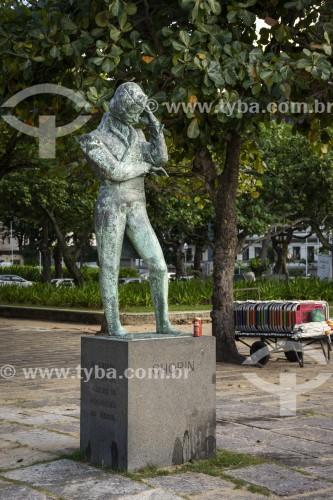 Escultura de Frédéric Chopin (1944) - Rio de Janeiro - Rio de Janeiro (RJ) - Brasil