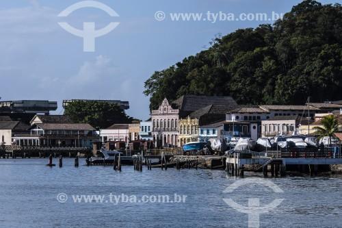 Centro histórico de São Francisco do Sul - São Francisco do Sul - Santa Catarina (SC) - Brasil