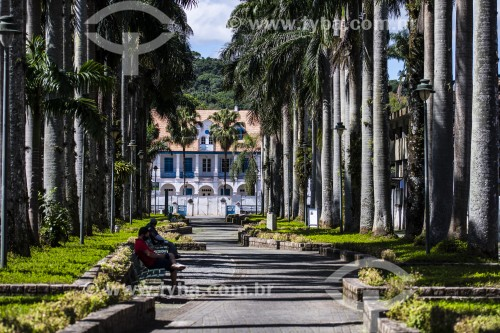 Museu Nacional de Imigração e Colonização (1870) - Joinville - Santa Catarina (SC) - Brasil