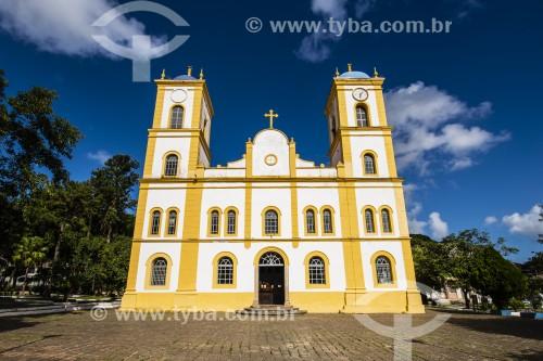 Igreja Matriz de Nossa Senhora da Graça (1665) - São Francisco do Sul - Santa Catarina (SC) - Brasil
