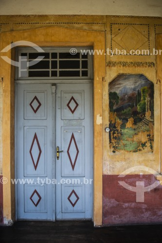Central de Atendimento ao Turista (CAT) - Casa Krüger - Joinville - Santa Catarina (SC) - Brasil