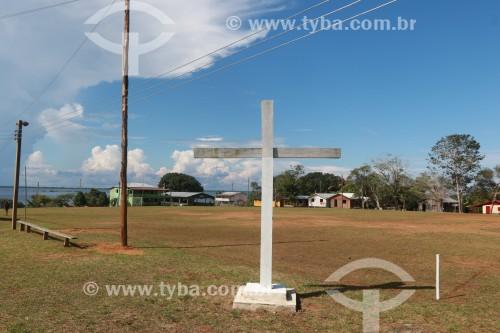Cruzeiro na Comunidade Santa Helena do Inglês - Iranduba - Amazonas (AM) - Brasil