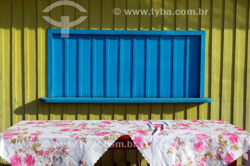 fachada de bar fechado - Iranduba - Amazonas (AM) - Brasil