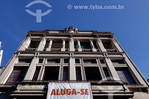 Casario antigo para alugar na Rua Buenos Aires - Rio de Janeiro - Rio de Janeiro - Brasil