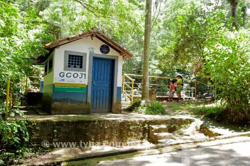 Represa do Pau da Fome - Parque Estadual da Pedra Branca - Rio de Janeiro - Rio de Janeiro (RJ) - Brasil