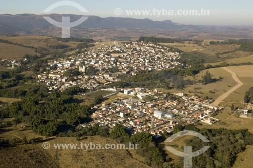 Foto feita com drone do Município de Carrancas - Carrancas - Minas Gerais (MG) - Brasil