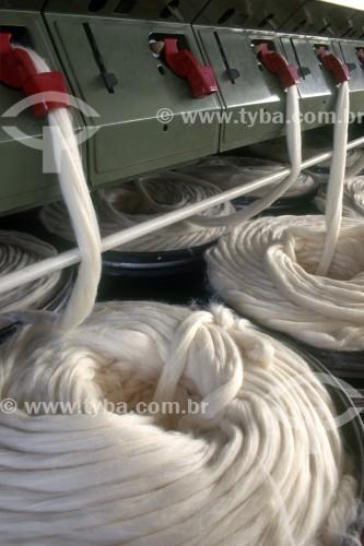 Fabricação de tecido - Tecelagem - SENAI / CETIQT - Rio de Janeiro - Rio de Janeiro (RJ) - Brasil