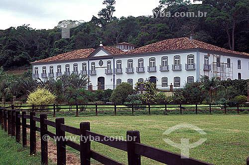 Fazenda Pau Grande -  Vale do Paraíba - RJ - Brasil  - Paraí - Rio de Janeiro - Brasil