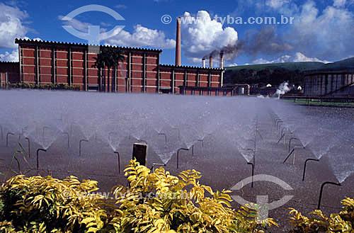 Usina de cana de Açúcar em Pernambuco - Brasil  - Pernambuco - Brasil