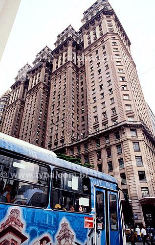 Edifício Martinelli - São Paulo - SP - Brasil  - São Paulo - São Paulo - Brasil