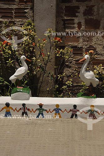 Arte e Cultura Popular, Ciranda - PE - Brasil - Set./2007  - Pernambuco - Brasil