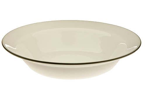 Utensílio de mesa - Travessa de porcelana - Objeto