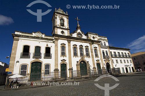 Igreja Ordem Terceira de São Domingos de Gusmão - Salvador - BA - Brasil. Data: 2005