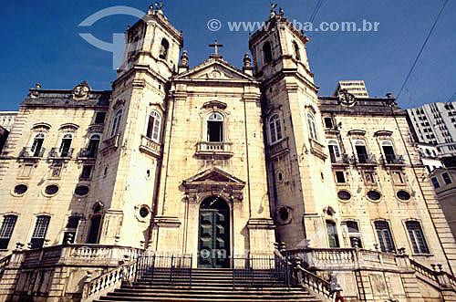 Basílica da Conceição da Praia - Salvador - BA - Brasil  - Salvador - Bahia - Brasil