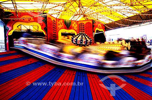 Terra Encantada - parque de diversões  - Rio de Janeiro - Rio de Janeiro - Brasil